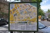 Marbella şehir planı