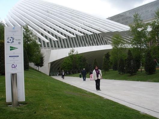 Oviedo kültür merkezi