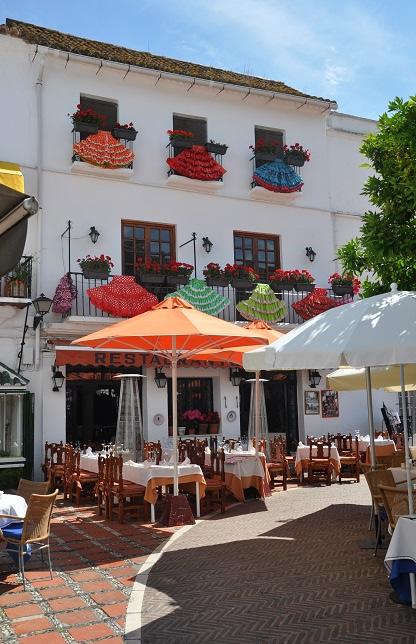 Plaza de los Naranjos