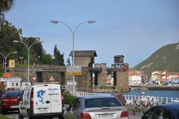 San Esteban limanı