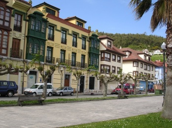 San Esteban sahili