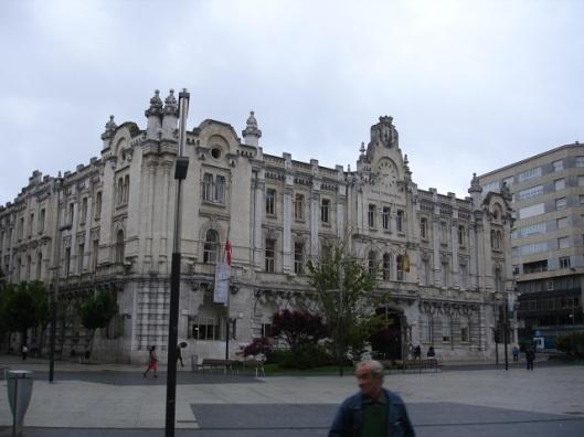 Santander city hall