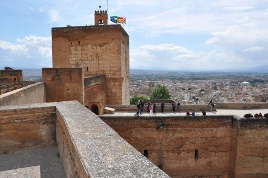 Torre de la Vera (gözetleme kulesi)