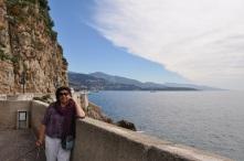 Akdeniz fonunda bir Gezmeci