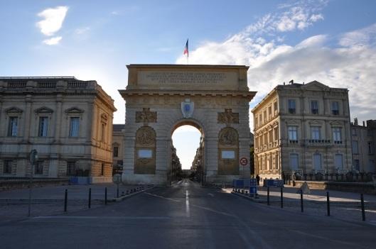 Arc de Triumph (Porte du Peyrou)