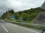 İspanya'dan Fransa'ya giriş