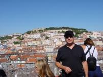 Lizbon'un en eski mahallesi Alfama