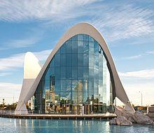 L'Oceanografic- Valencia
