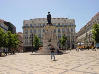 Lui de Camoes meydanı