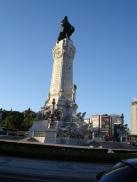 Marques de Pombal heykeli
