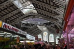 Mercado Central çatısı