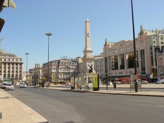 Restauradores meydanı