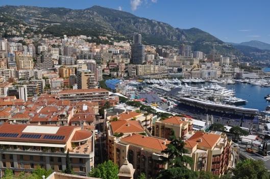 Saraydan Monte Carlo