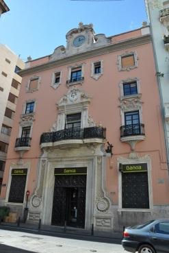 Tarihi banka binası