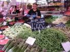 Taze sebzeler
