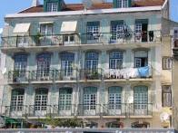 Tipik Lizbon mimarisi
