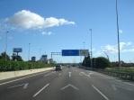 Valencia yaklaşım otoyolu