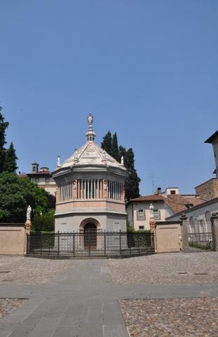 Bergamo Katedrali Vaftizhanesi