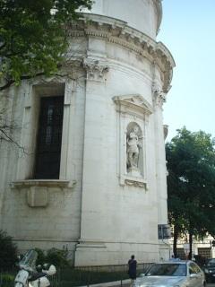 Bir başka kilisenin süslemeleri