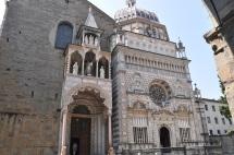 Cappella Colleone Basilikası ve S. Maria Maggiore Katedrali