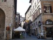 Eski şehirden bir görüntü