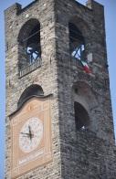 Eski kulenin tepesi