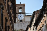 Eski saat ve çan kulesi