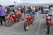 Floransa' da eski motorsikletler