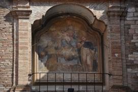 Fresk örneği