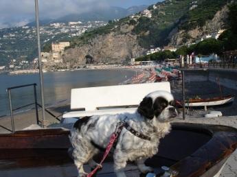 Gümüş Amalfi'de