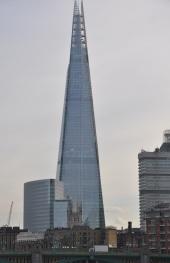 AB'nin en yüksek binası The Shard