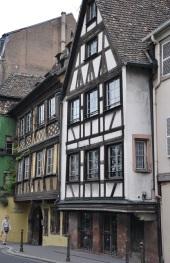Alman tarzı binalar