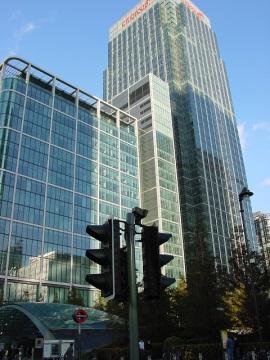 Canary Warf Finans Merkezi