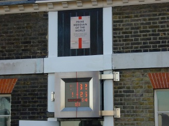 Greenwich meridyen çizgisi
