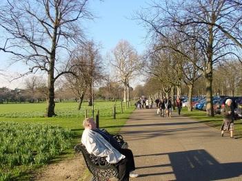 Greenwich parkı