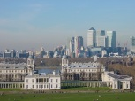 Greenwich'ten Canary Warf
