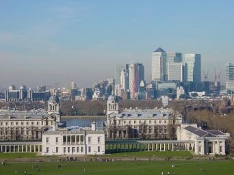 Greenwich'ten Canary Warf
