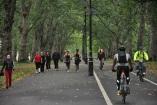 Hyde parkta Doğa ve spor