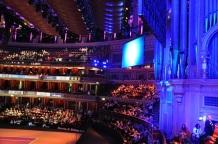 Royal Albert Hall içi