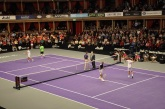 Royal Albert Hall'de tenis turnuvası