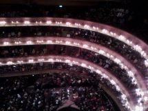 Royal Opera House içi