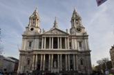 St.Paul's Katedrali ön cephesi