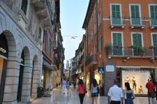 Verona sokakları