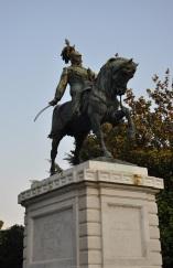 Vittorio Emanuelle 2 heykeli