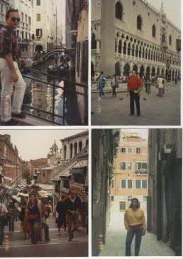 Bir zamanlar Venedik...