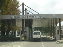 Esztergom girişi