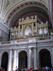 Katedralin büyük orgu