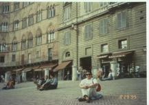 Piazza del Campo, 1995