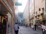 Salzburg caddeleri