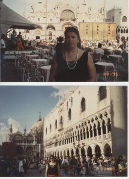 San Marco meydanı, 1995